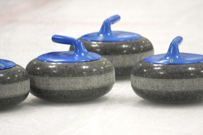 Learning how to curl is one way to relive the Winter Olympics in Salt Lake City