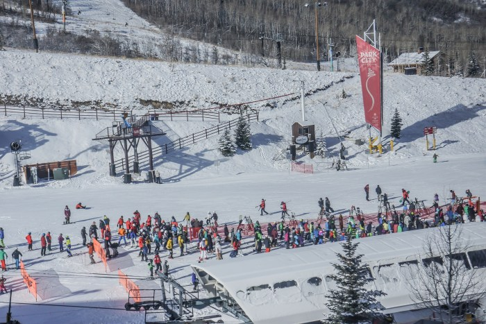 Skiing Park City is one way to relive the Winter Olympics in Salt Lake City