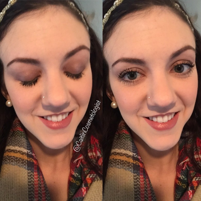 Christmas Day Look 2015 | CaitlinCosmetologist