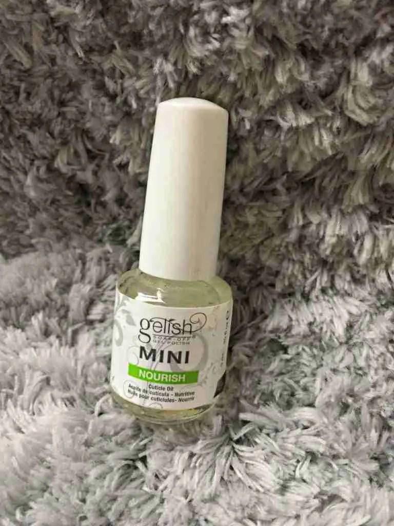 Gelish Mini Cuticle Oil   CaitlinCosmetologist