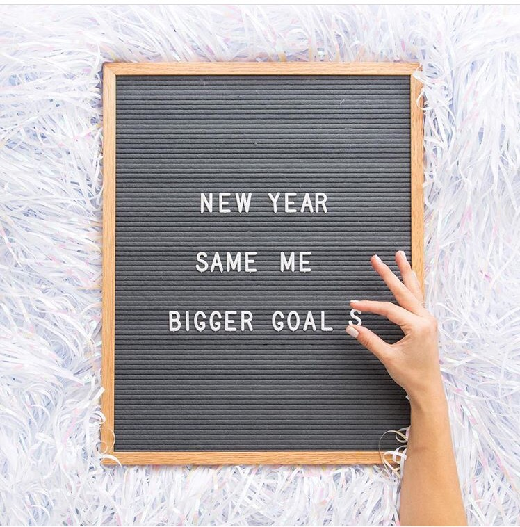 2017- New Year Same Me | CaitlinCosmetologist
