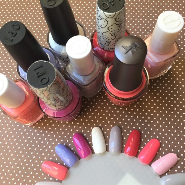My Favorite Summer Nail Colors | Caitlin Cosmetologist