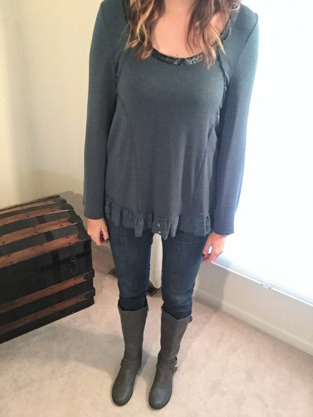 What to Wear for Thanksgiving | Caitlin Cosmetologist