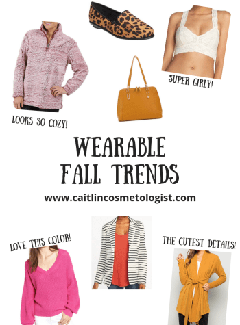 Wearable Fall Trends   2018   Outfits   For Women   Fashion