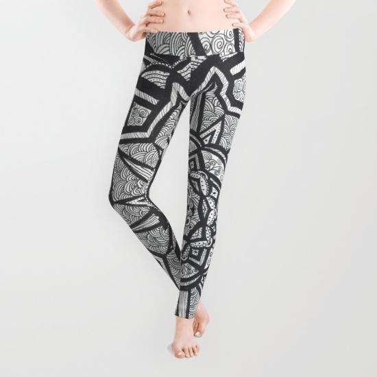 Ma's Artwork includes leggings, artwork, homegoods and more!