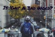 Is 'Gay' a Bad Word?