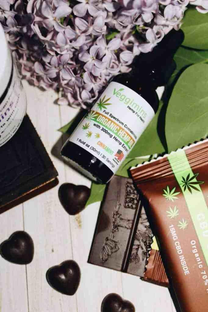 Veggimins CBD Product Review – Plus the amazing health benefits of CBD!