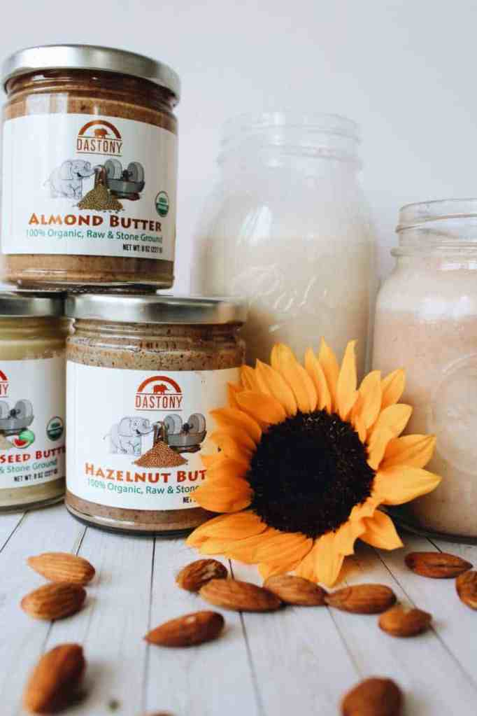 How to Make Homemade Nut Milk in 30 Seconds with Windy City Organics