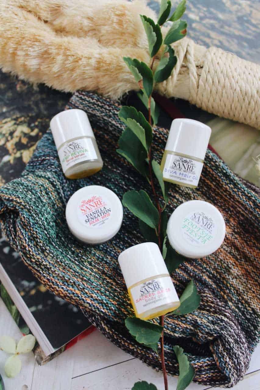 SanRe Organic Skinfood Product Review