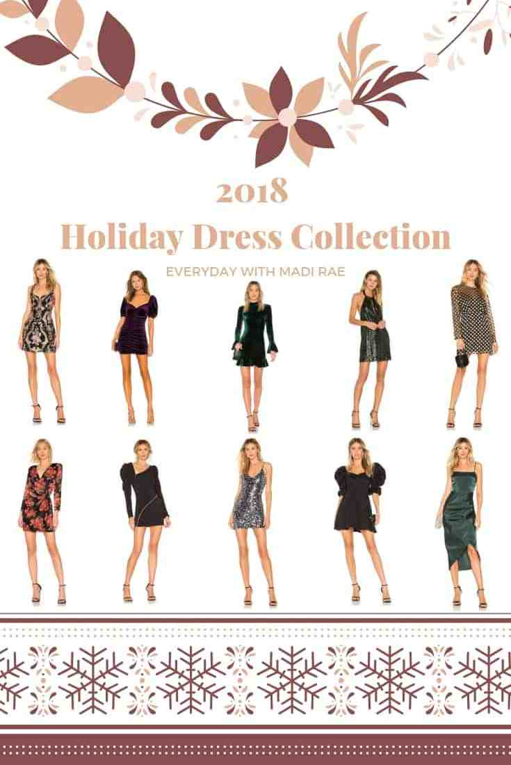 2018 Holiday Dress Collection