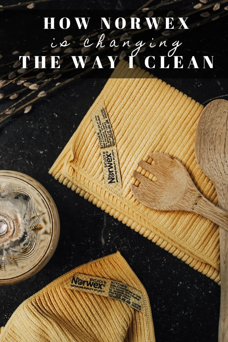 I'm sharing how Norwex has helped change the way I clean for the better. With the introduction of chemical free cleaning...I'm never turning back!