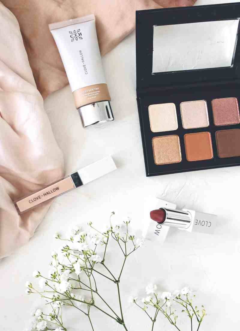 CLOVE + HALLOW Review – Clean & Cruelty Free Makeup