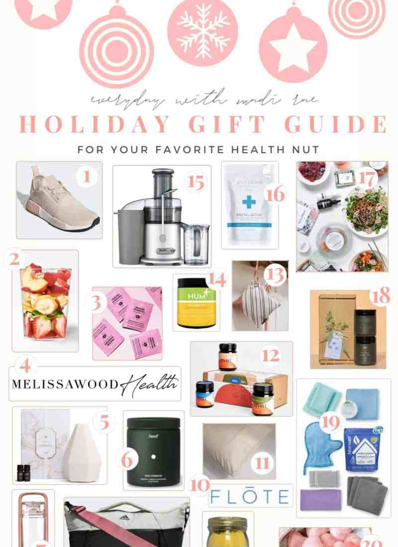 2019 Holiday Gift Guide For Your Favorite Health Nut