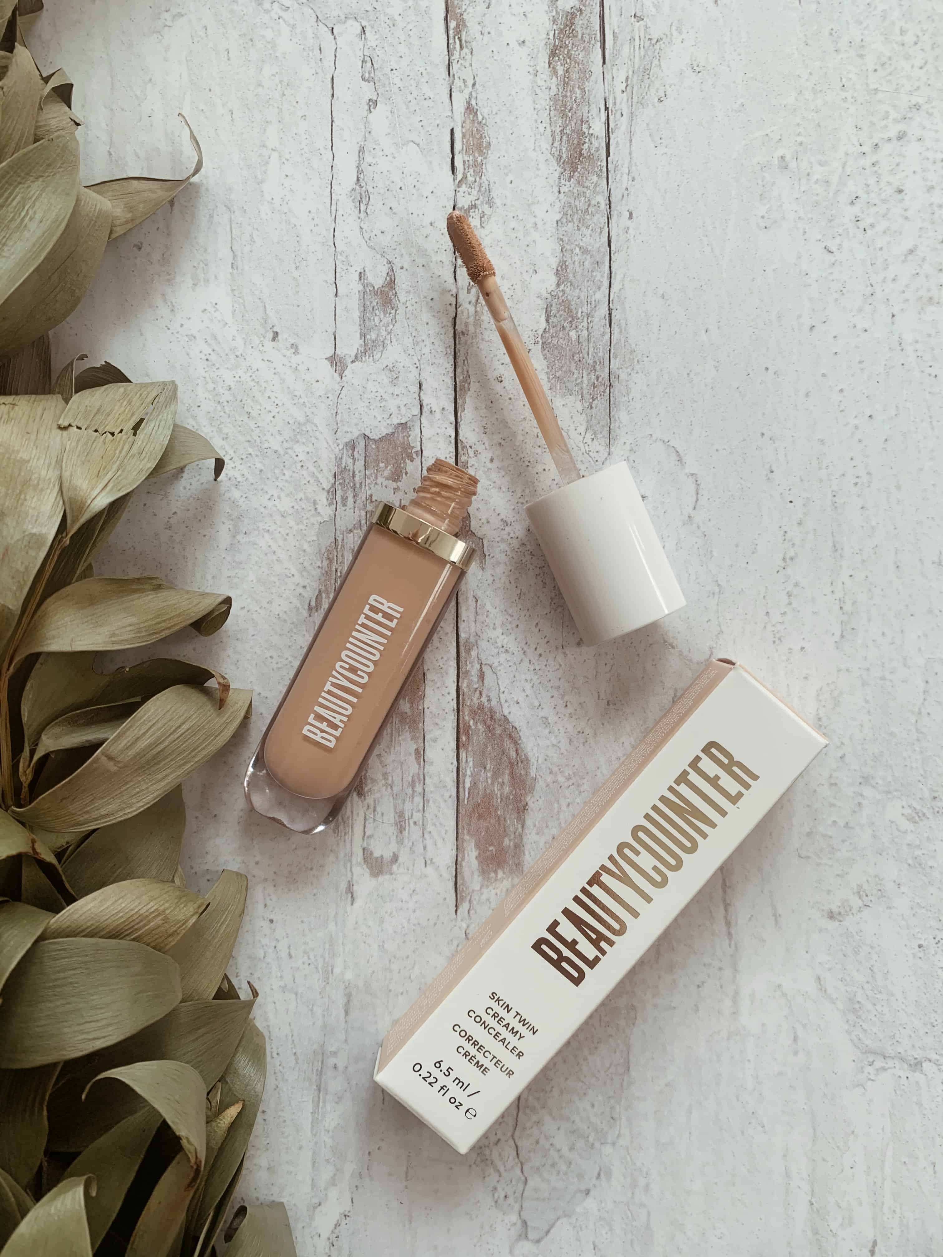 Beautycounter's New Skin Twin Creamy Concealer Review