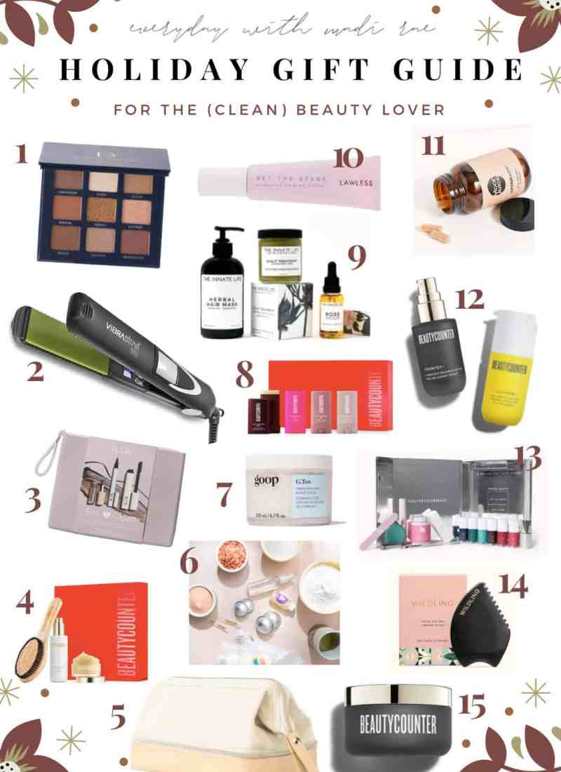 2020 Clean Beauty Gift Guide!
