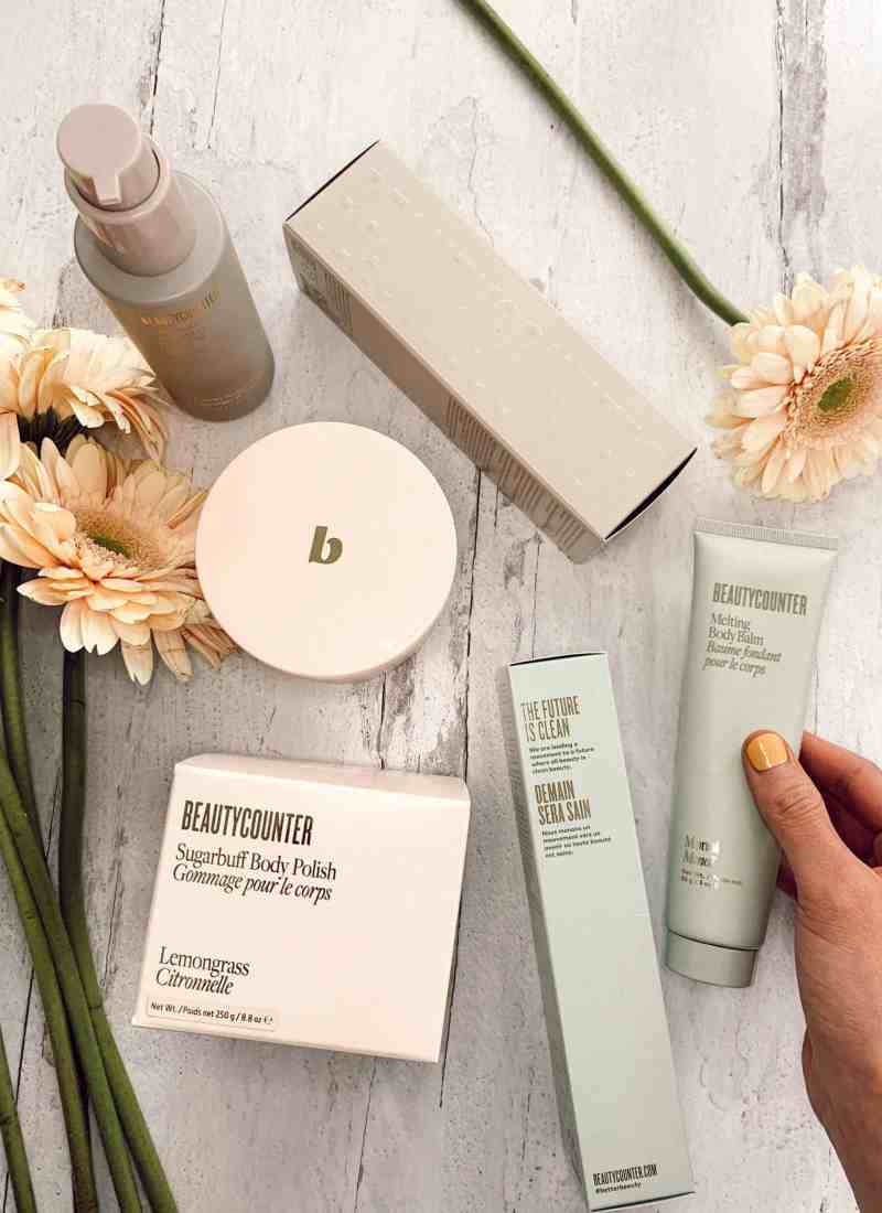 Beautycounter's Newly Repackaged Body Products