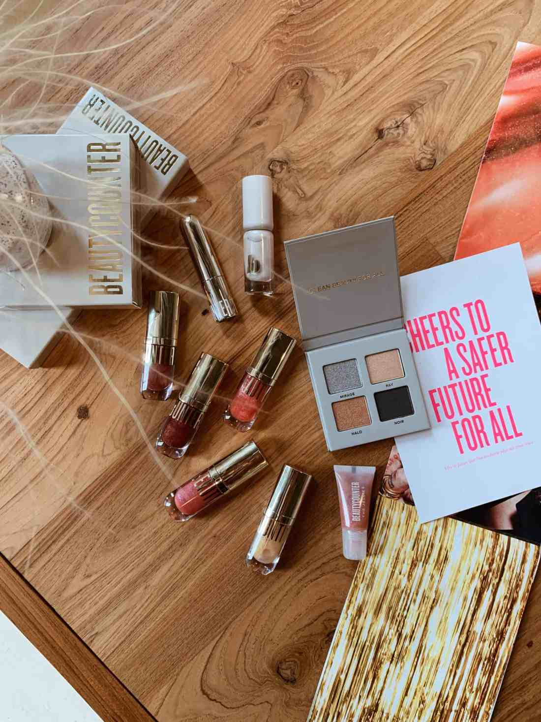2021 Beautycounter Holiday Collection Review: Clean Makeup