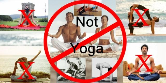 Not Yoga