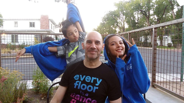 Ventura family, Coffeebar, Reno, NV, Sept 10, 2018
