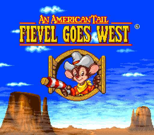 You could play this game and never know that the title character is a fob mouse from the mean streets of New York.