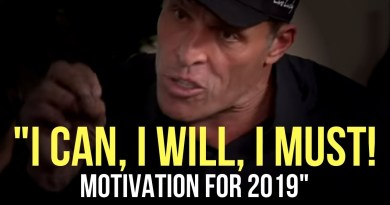 I CAN, I WILL, I MUST! | Tony Robbins & Les Brown (MOTIVATION FOR 2019)