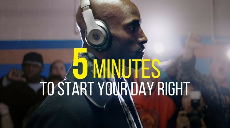 5 MINUTES TO START YOUR DAY RIGHT (BEST Motivational Video EVER)