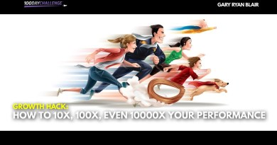 How to 10x, 100x, Even 10000X Your Performance