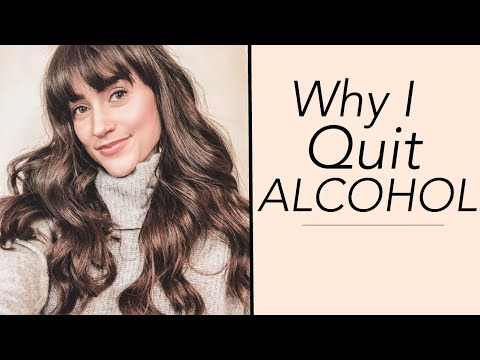 Why I Quit Drinking Alcohol & 12 Benefits of Quitting Alcohol