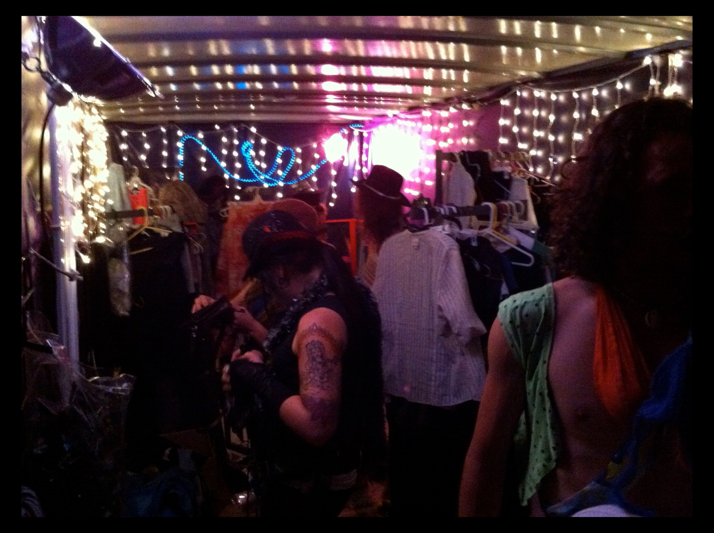 Lost Horizon Night Market