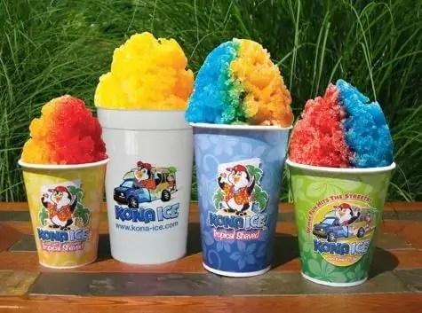 Kona Ice Menu With Prices everymenuprices.com