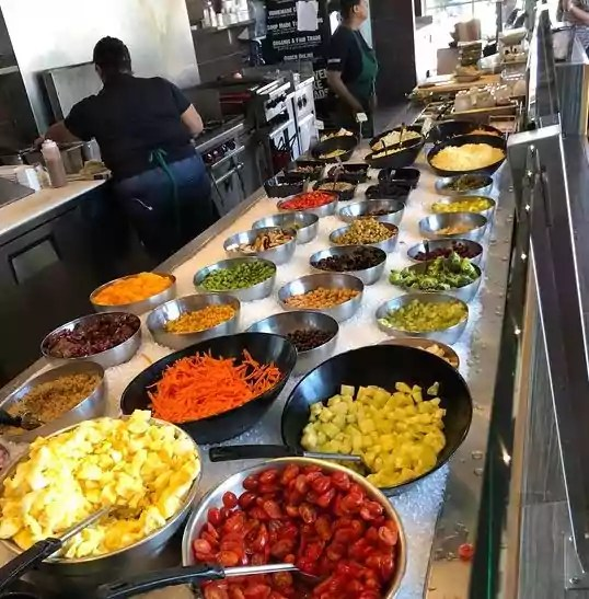 Snappy Salads Menu With Prices everymenuprices.com