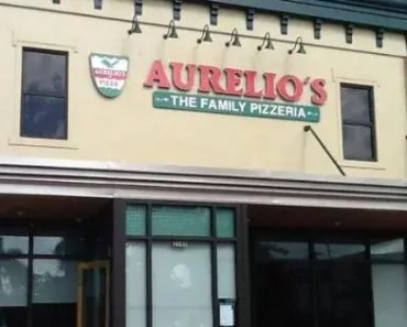 Aurelio's Pizza Menu Prices [Latest 2021 Updated]