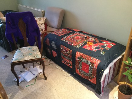 blanket box quilt cover