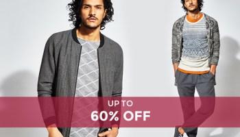cb258233d58 TATA CLiQ Offer   Get upto 70% off on T-shirts   Polos -