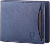 Amazon India Offer : Wildhorn Wh271Gw Blue Men's Wallet at Rs.433