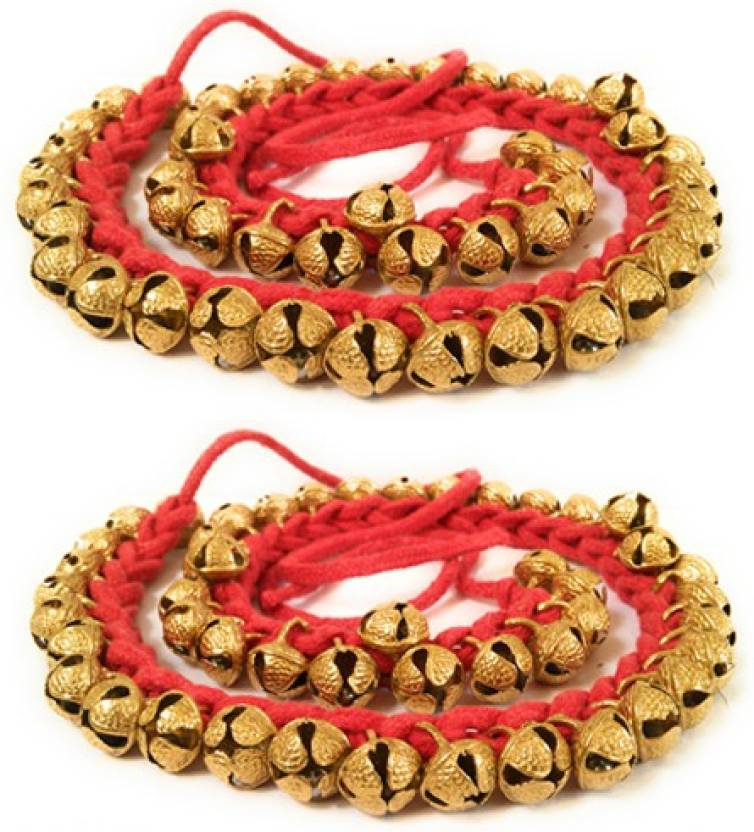Flipkart Offer : Fancy Steps Kathak Ghungroo  (100 Bells) at Rs.650