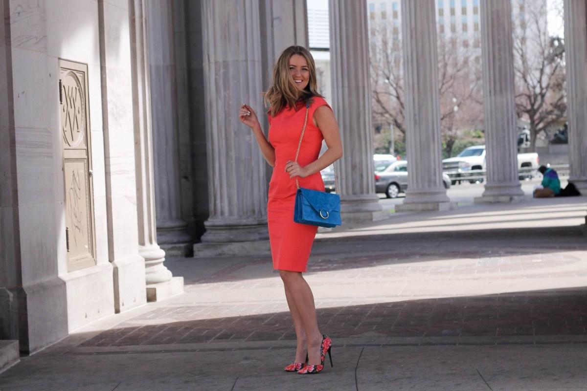 bright spring office attire