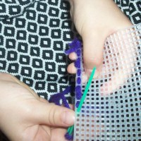 Sewing with a preschooler!