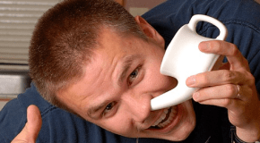 Now that we know that it kills you, what will you do with your neti pot?
