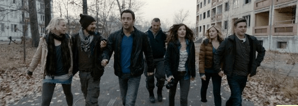 """Chernobyl Diaries"" Review"