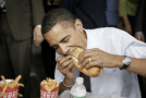 If Obama was coming over for dinner, what would you serve him?