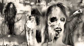 """""""Scary Stories To Tell In The Dark"""" Tribute"""