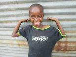 one happy kid!