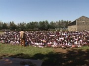 1400 students at Lanet Umoja Primary School