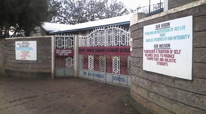 Bishop Edward Donovan Secondary School