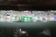 Plastic islands