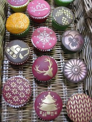 Print cupcakes