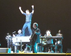 Bruce Springsteen at Isle of Wight