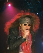 Acceptable in the eighties. Bon Jovi at Wembley Arena. Picture by Every Record Tells A Story