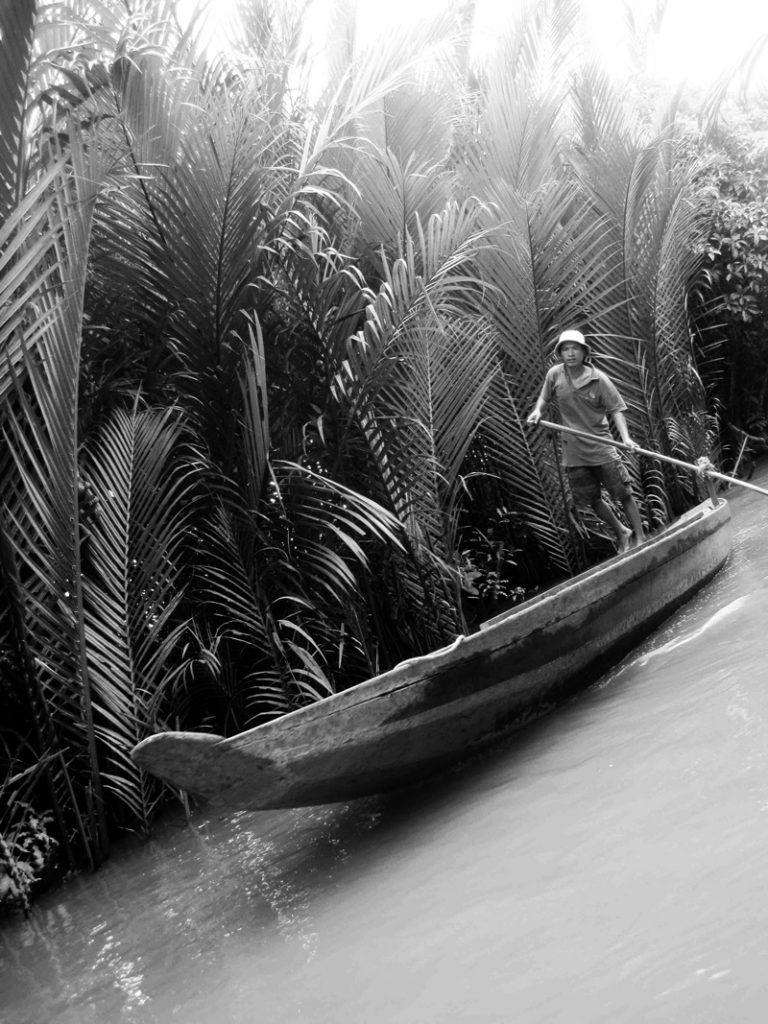 mekong delta river tour, vietnam